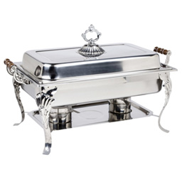Chafer dish with fuel